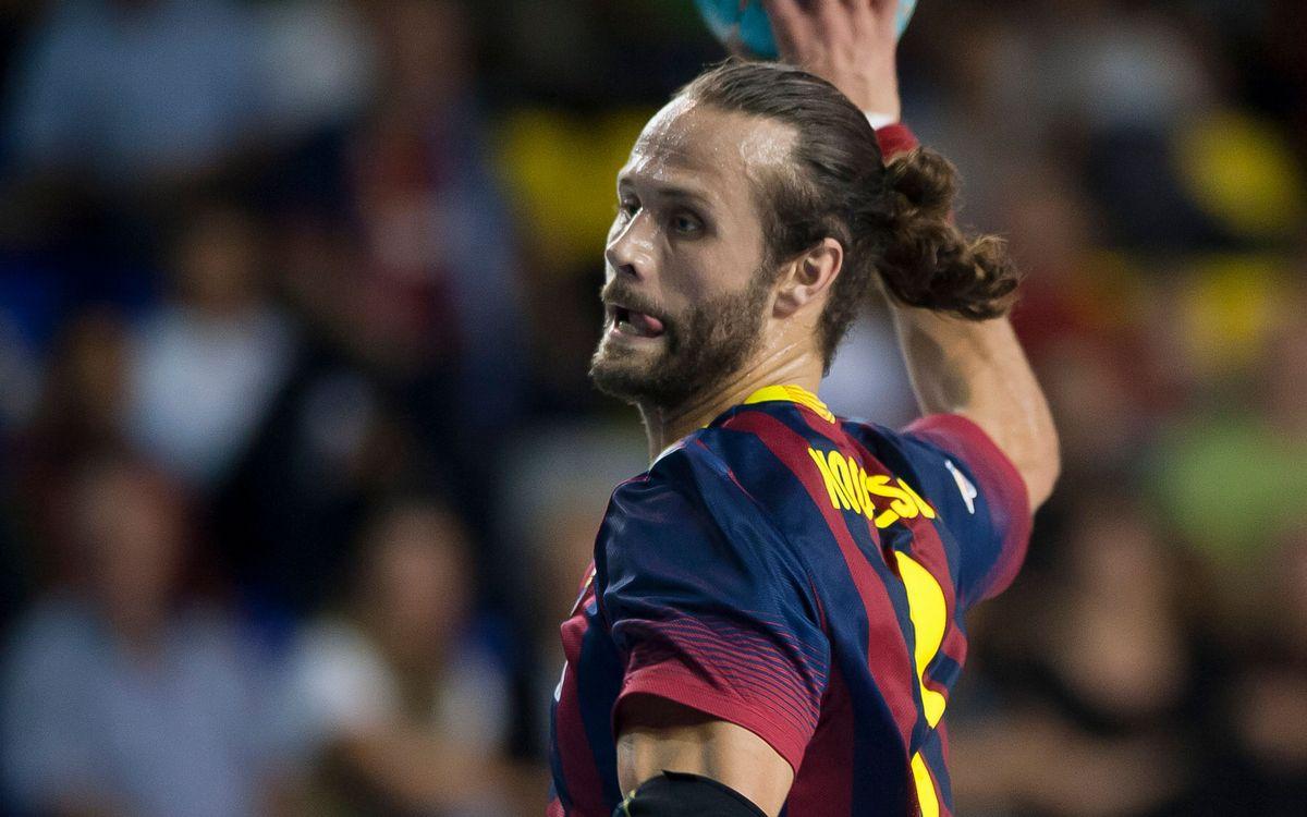 Fertiberia Puerto Sagunto - FC Barcelona: Racha imperial (28-44)