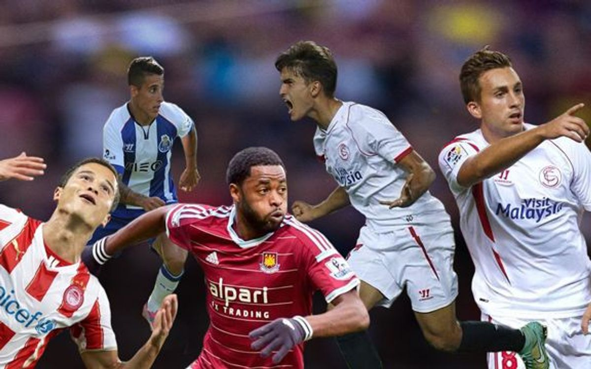 A look at the Barça players out on loan
