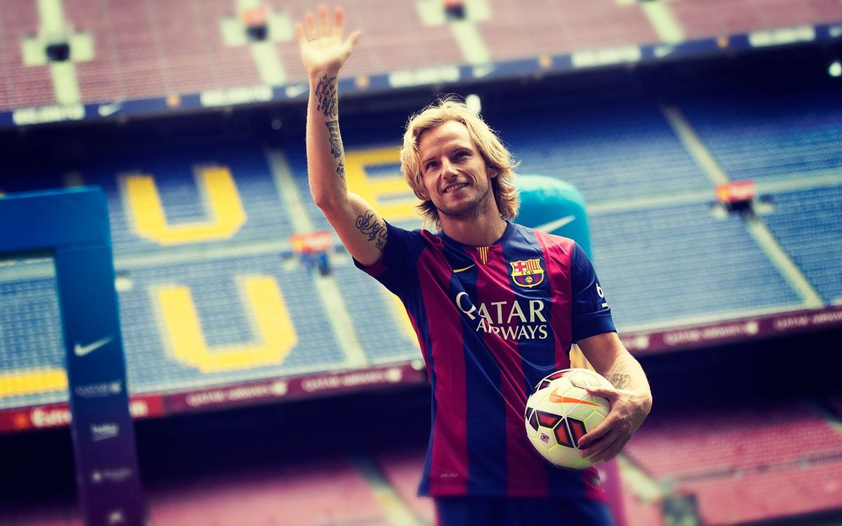 Rakitic, the new Barça's number 4 (part 3)