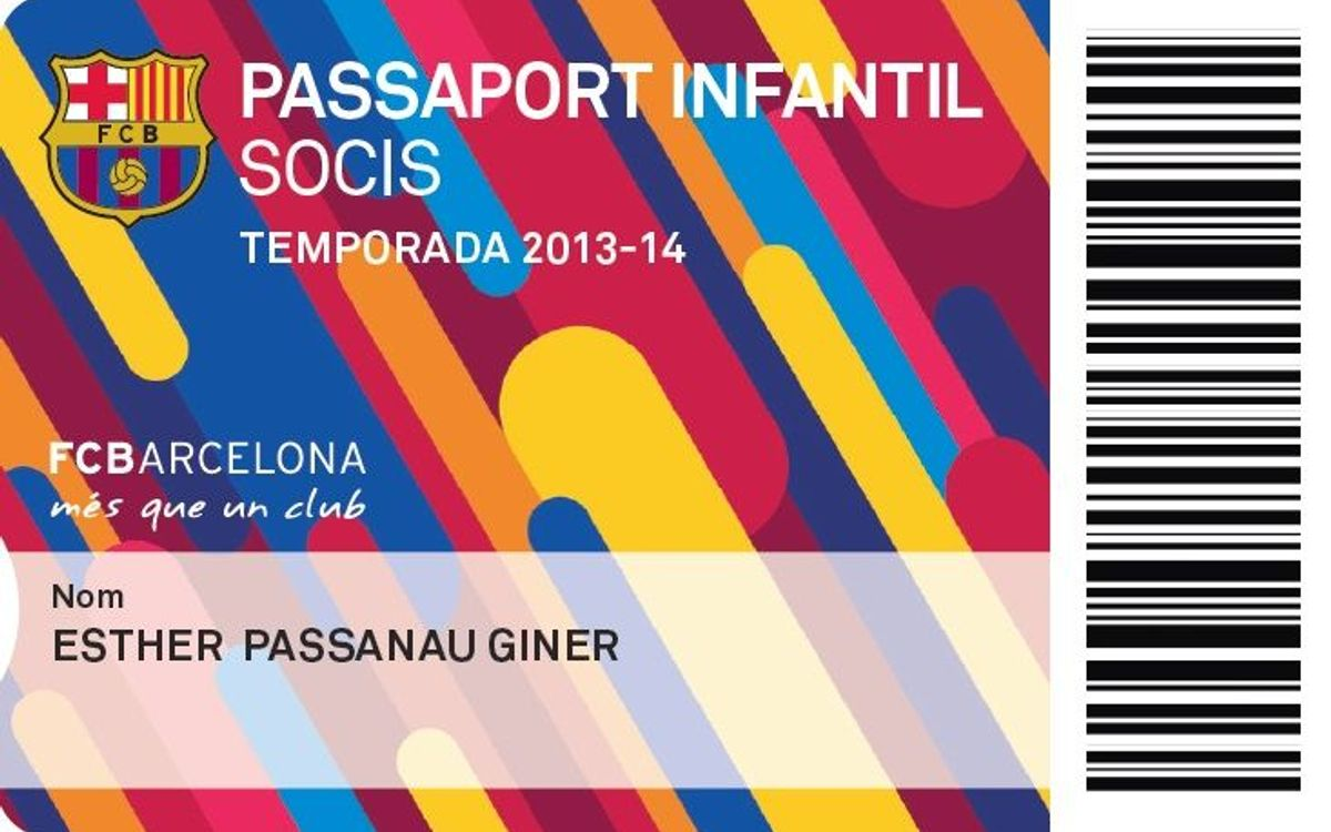 Social Area changes: infantil passaport, ceeding senior and youth memberships, and benefits for non-season ticket holders