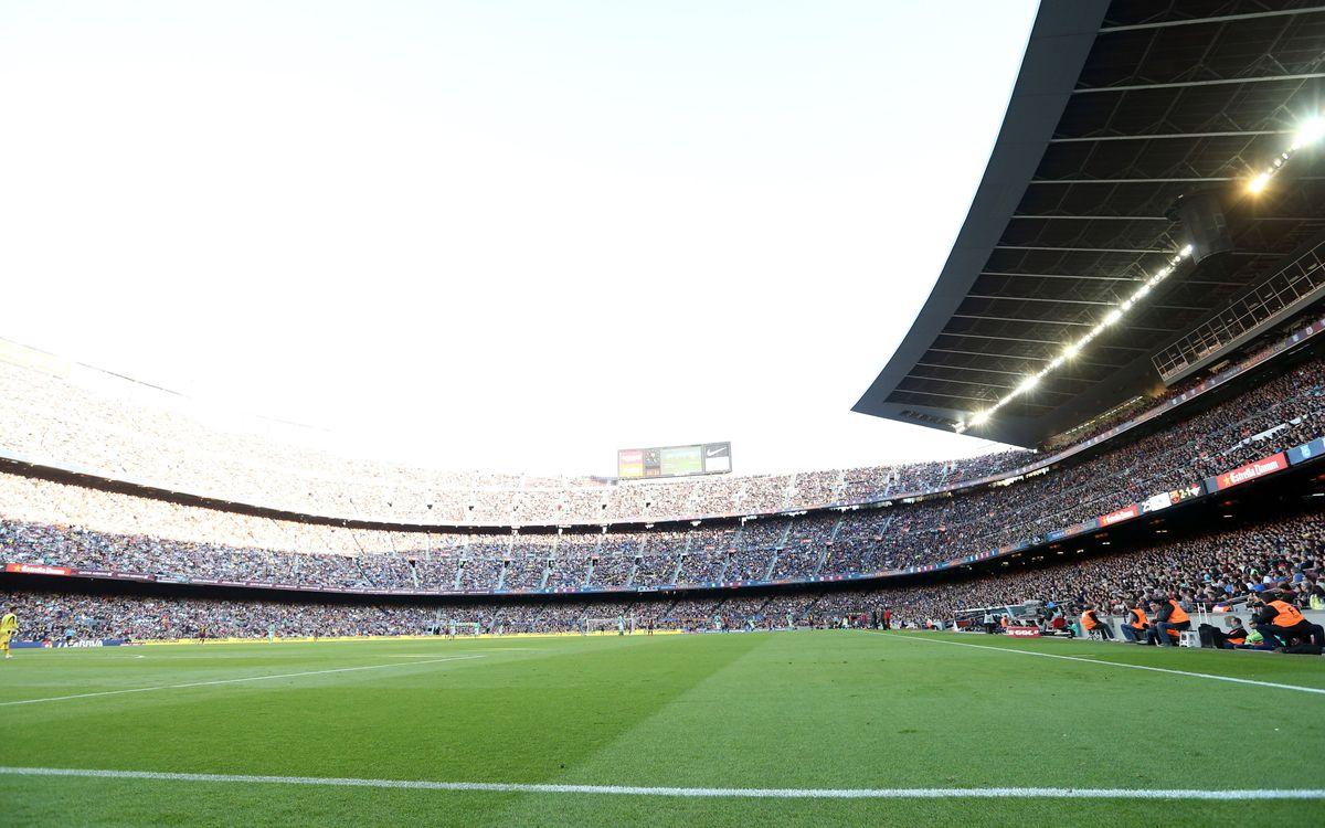 81.978 espectadors, segona millor entrada en Lliga de la temporada