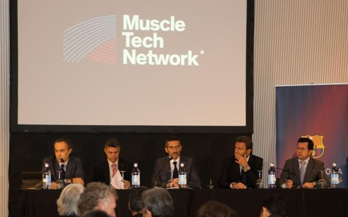 Sixth annual MuscleTech Network meeting to be hosted by FC Bacelona