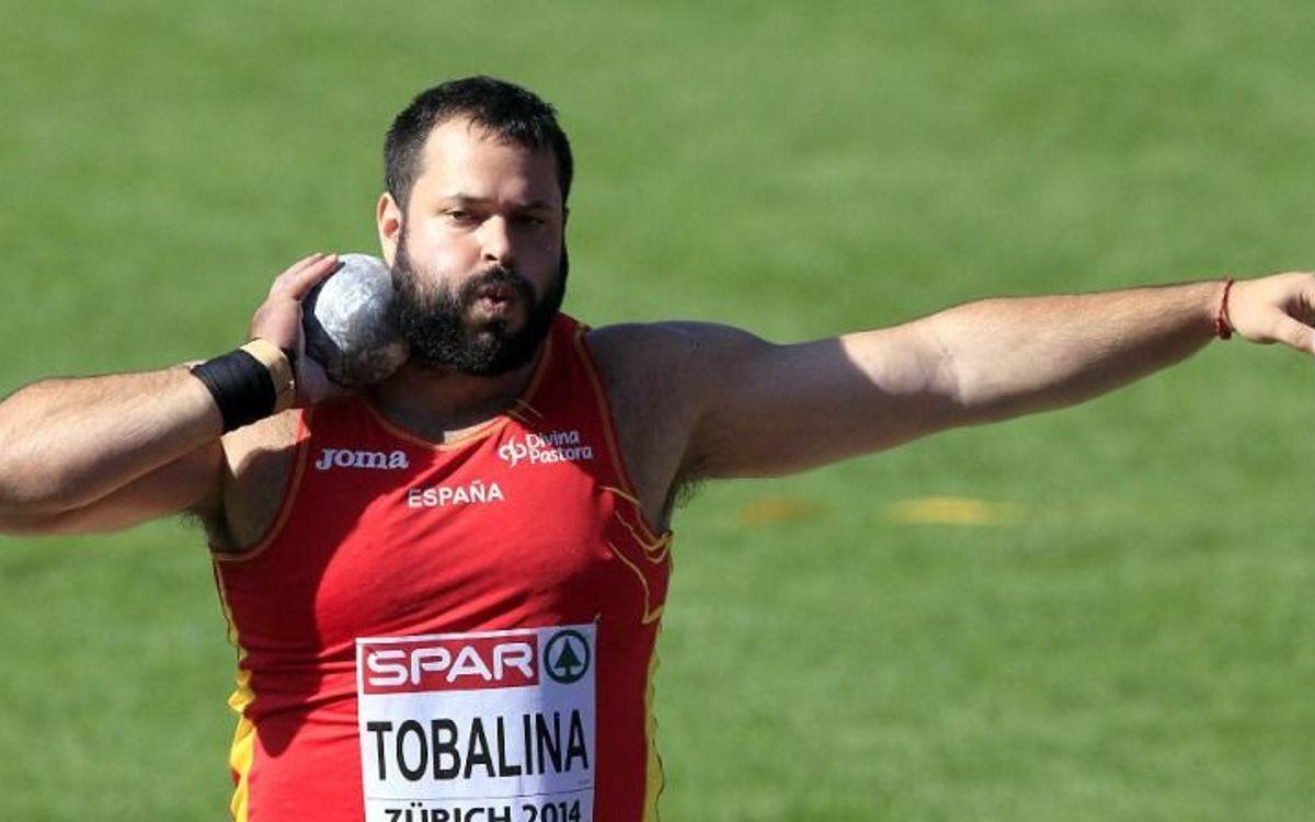 Debut azulgrana en el Europeo de atletismo