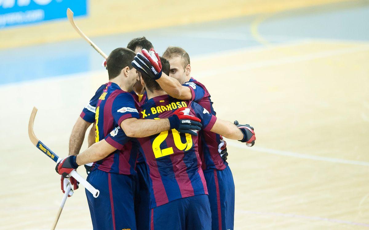 FC Barcelona v Club Petroleros YPF: Best in the world! (6-2)