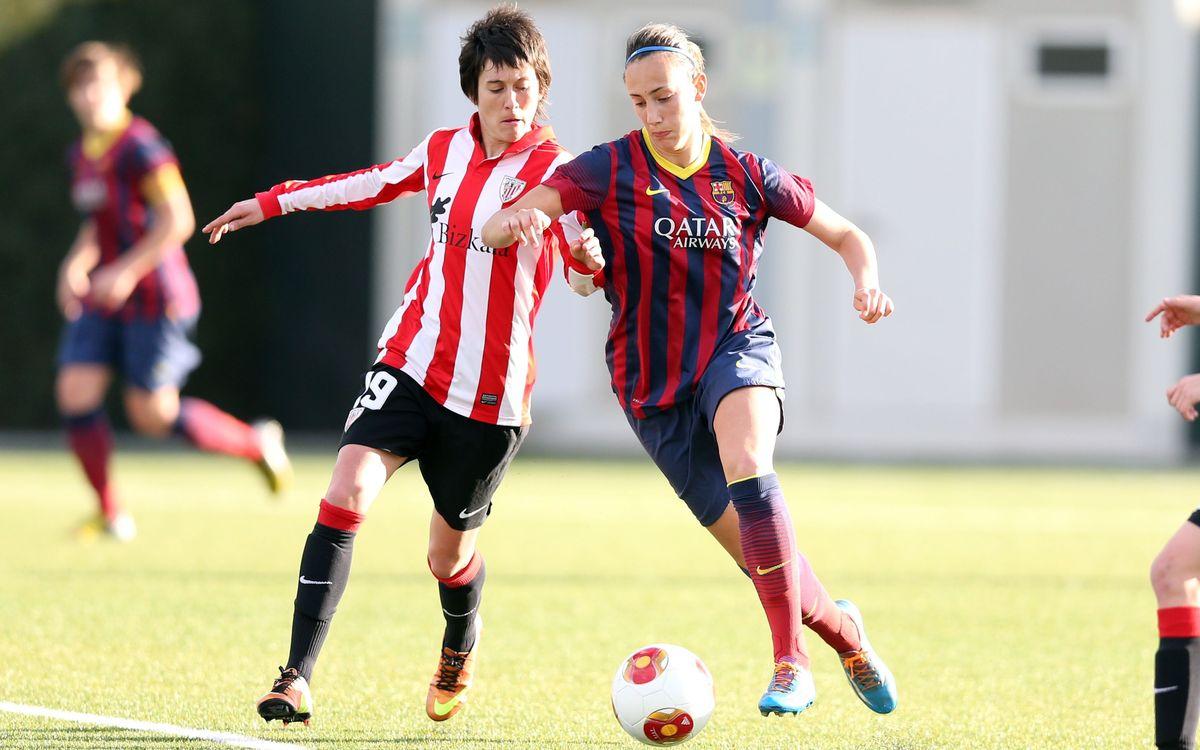 El Femenino A se puede proclamar campeón de Liga este domingo