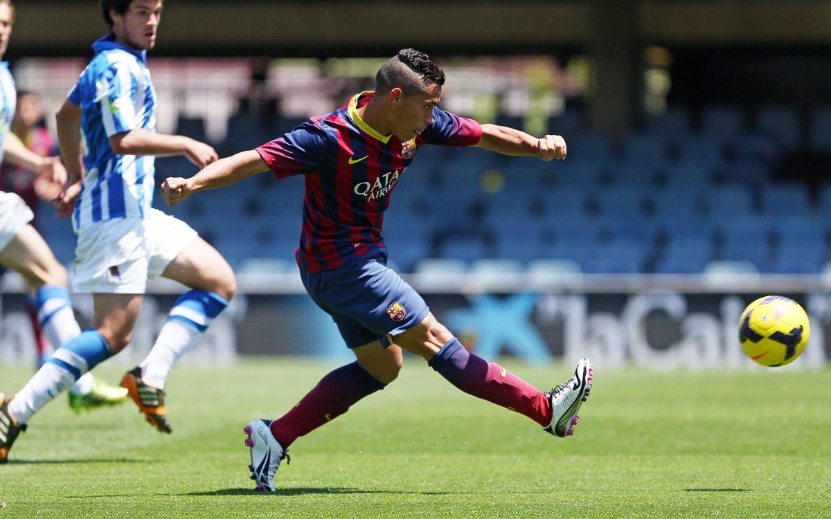 Sevilla, rival en las semifinales de la Copa del Rey Juvenil