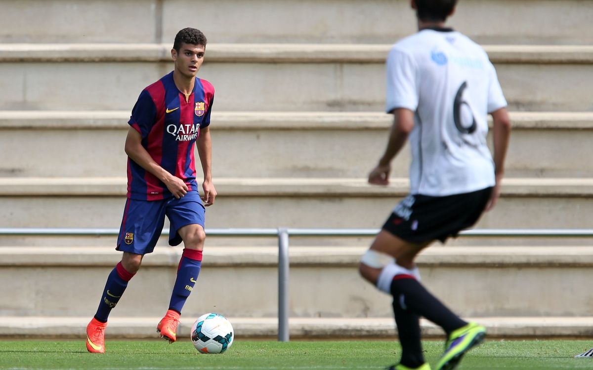 LIVE / FC Barcelona - APOEL Nicosia (UEFA Youth League)