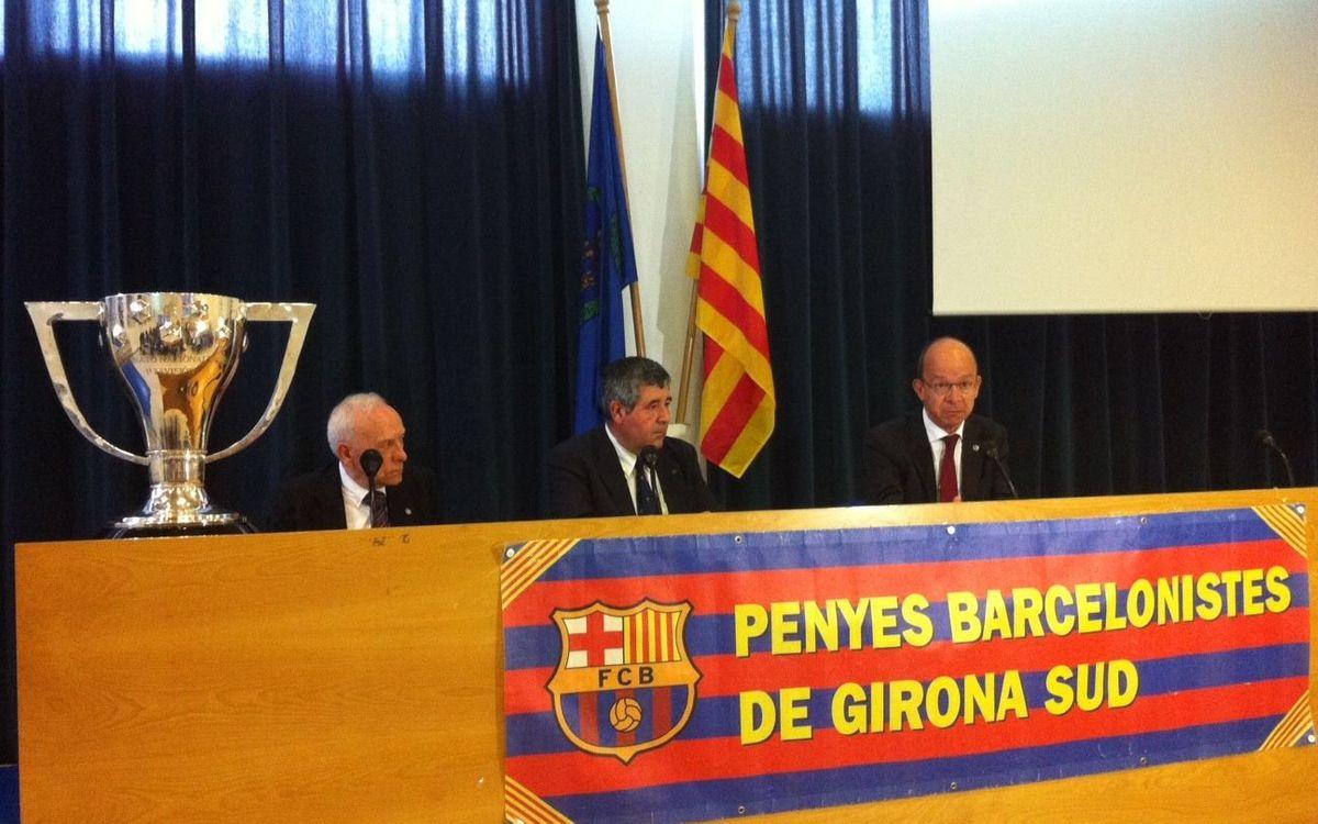 Cardoner, with clubs from el Gironès, la Selva, la Garrotxa and el Pla de l'Estany