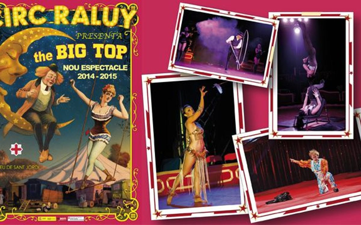 Circ Raluy al Port Vell