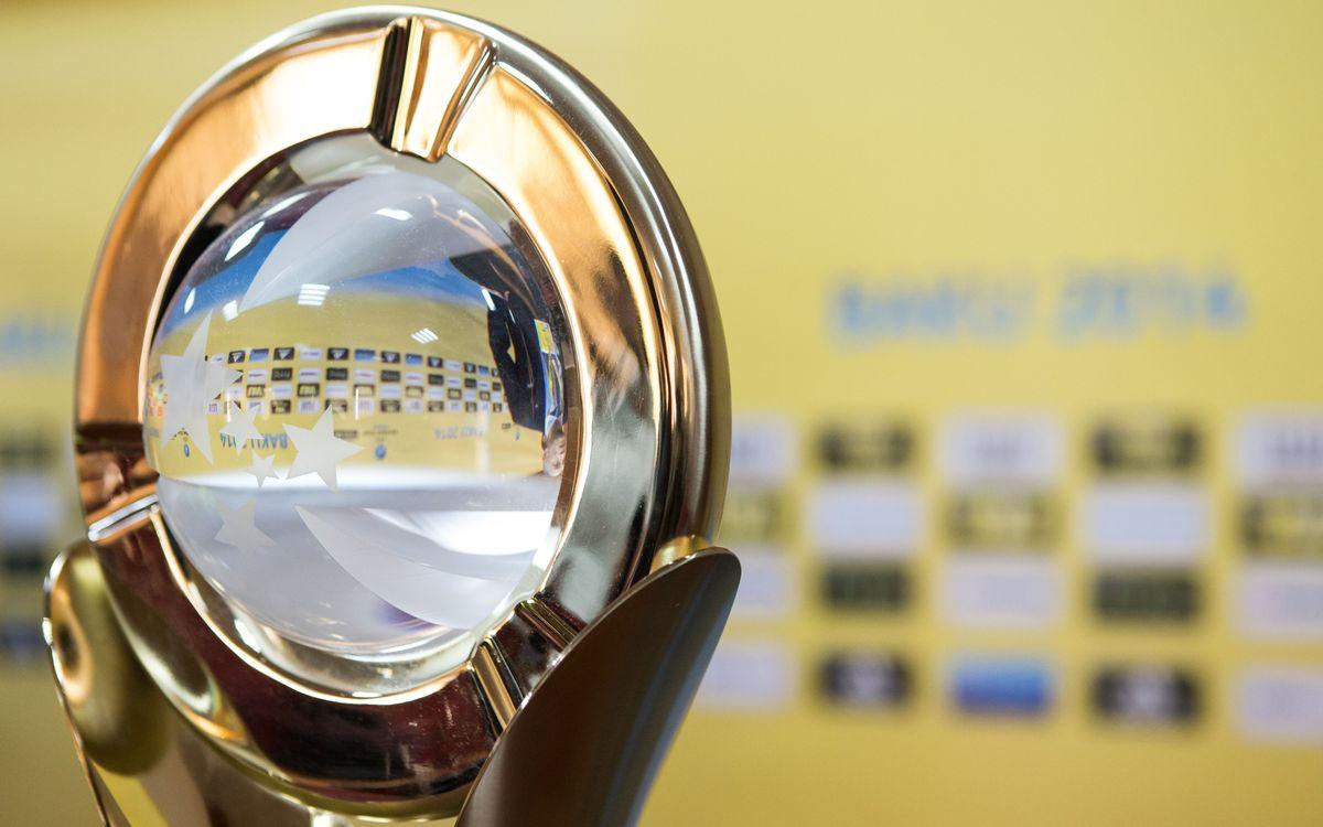 El FC Barcelona Alusport busca aixecar la segona Copa d'Europa de la seva història