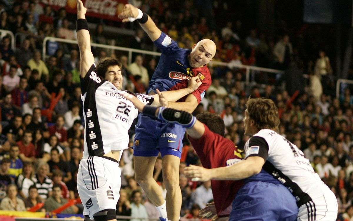 The FC Barcelona - THW Kiel connection