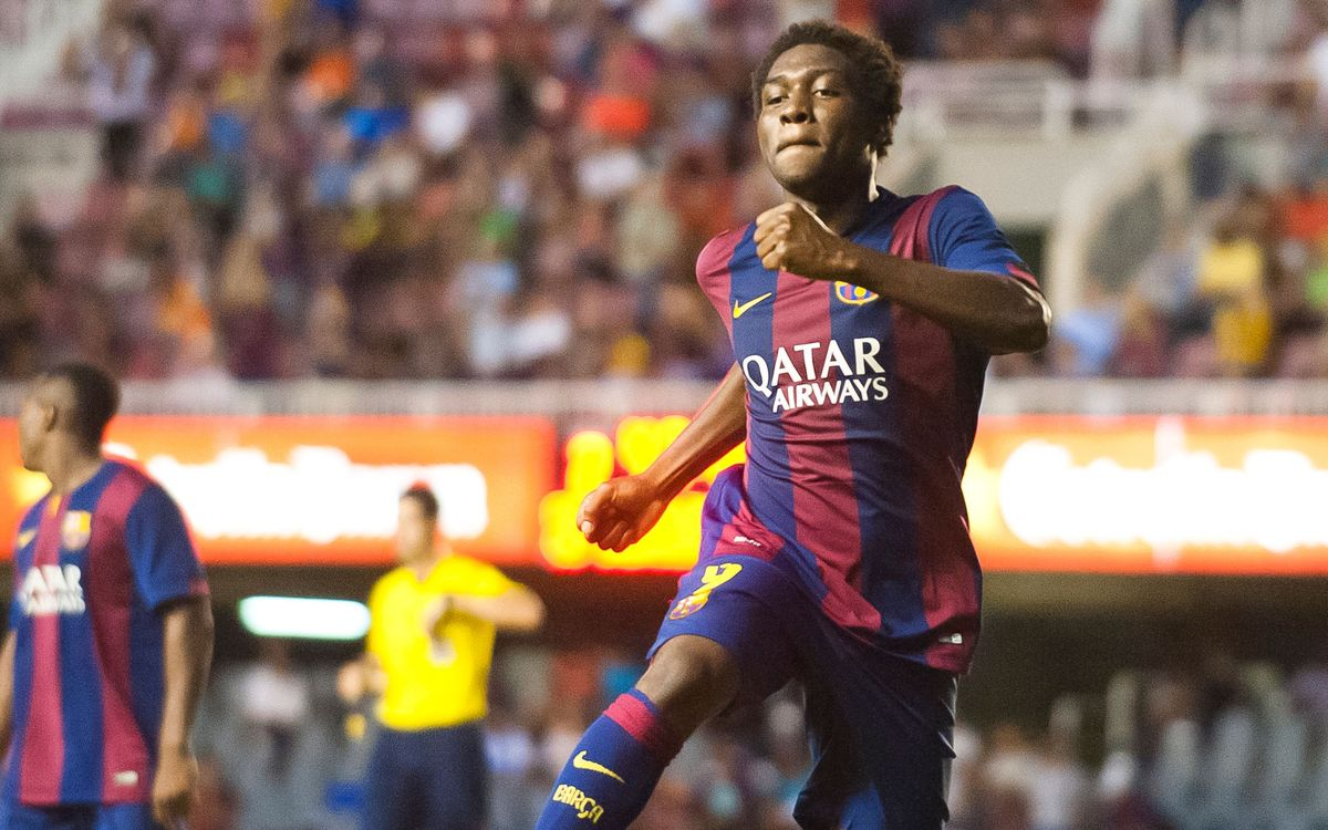 The top five Masia goals