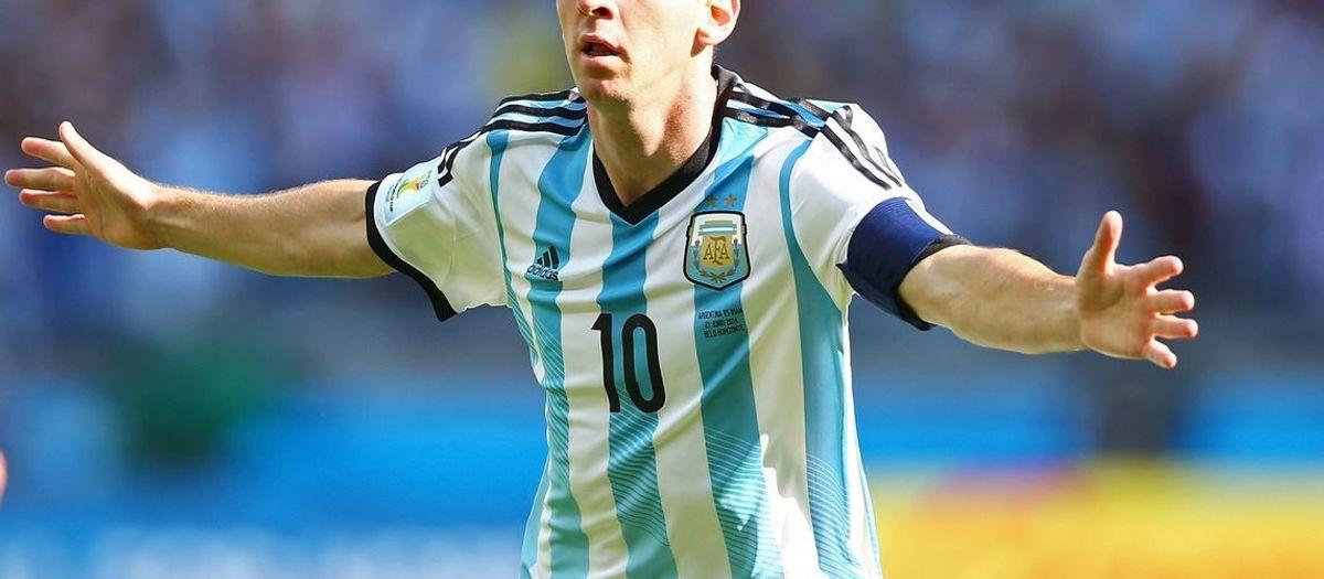 Històries de la Copa Amèrica (IV): Leo Messi, un hat-trick en 19 minuts…, com a suplent