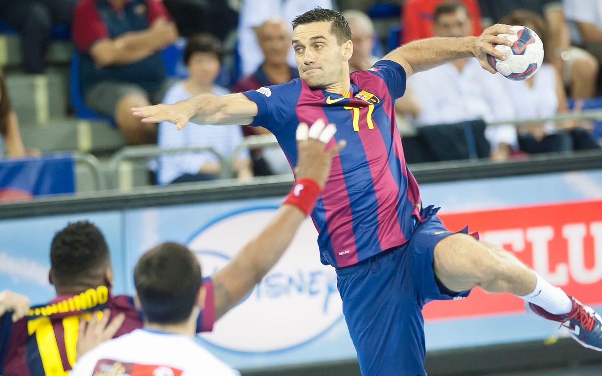 FC Barcelona v Orlen Wisla Plock: Pole position (30-25)