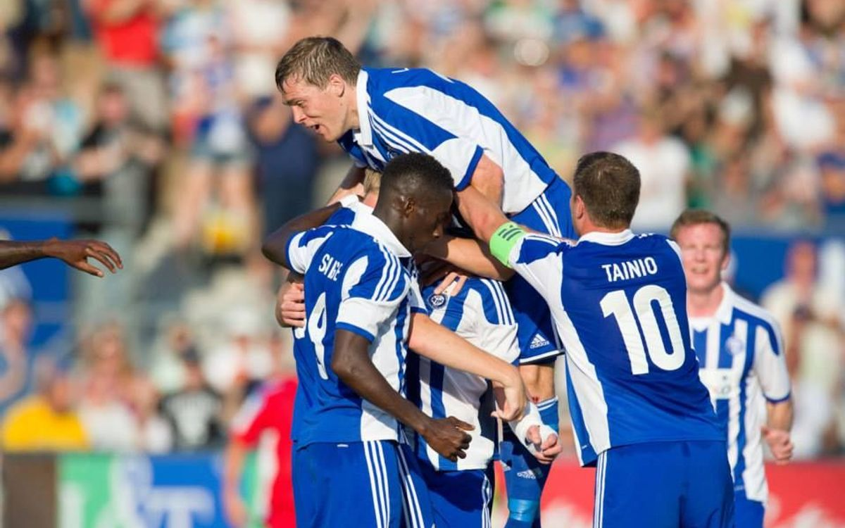 HJK Helsinki: The great hope of Finnish football