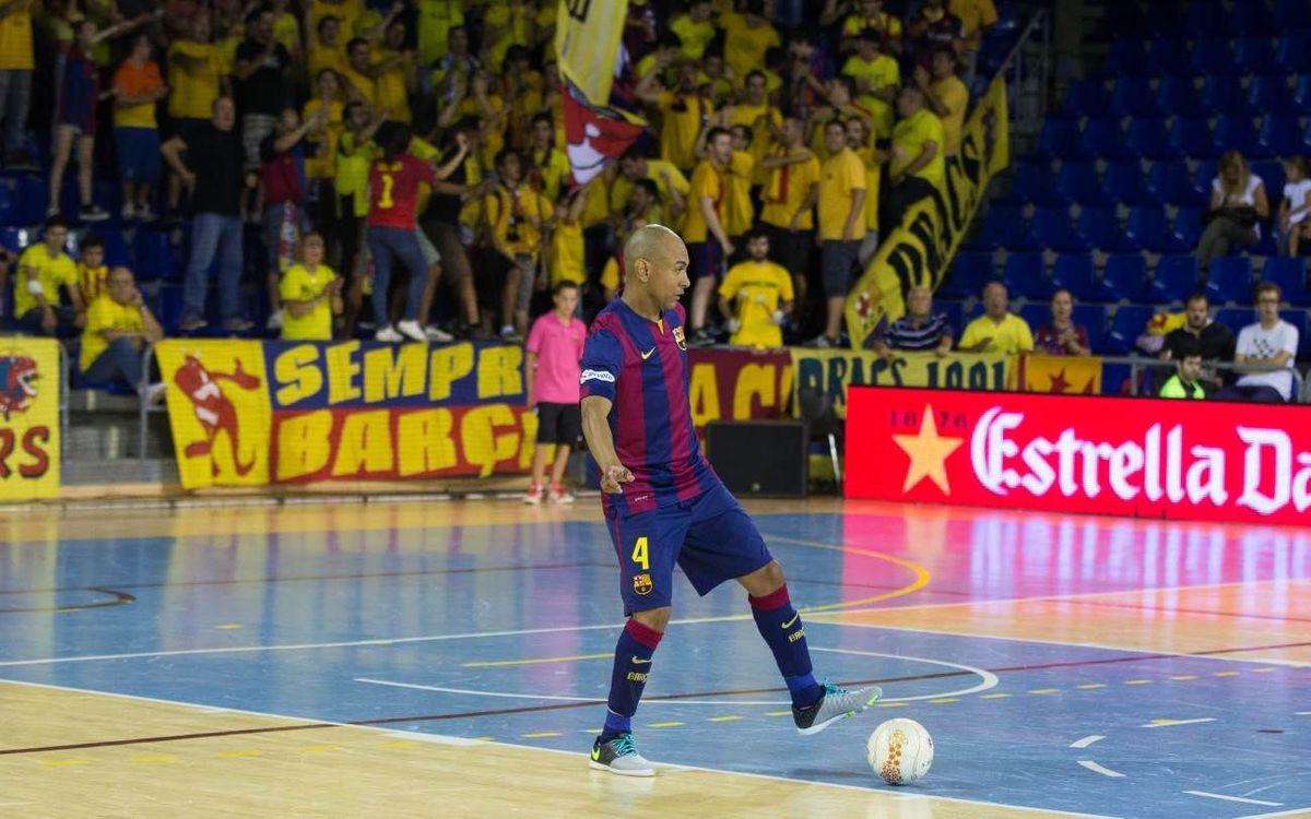 """Ari Santos: """"L'empenta de l'afició em fa seguir endavant"""""""