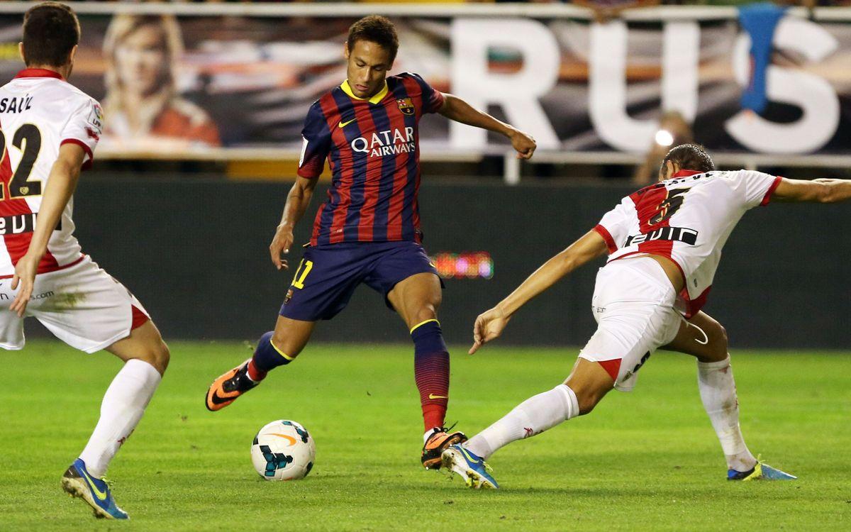 Rayo and Eibar kick-off times confirmed