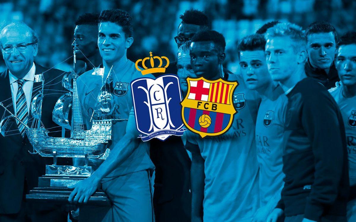 Recreativo de Huelva: 0 - FC Barcelona: 1