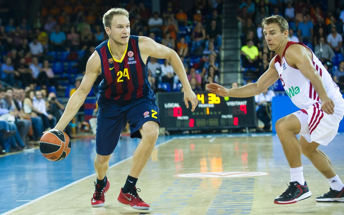 FC Barcelona v Bayern Munich: Winning start (83-81)