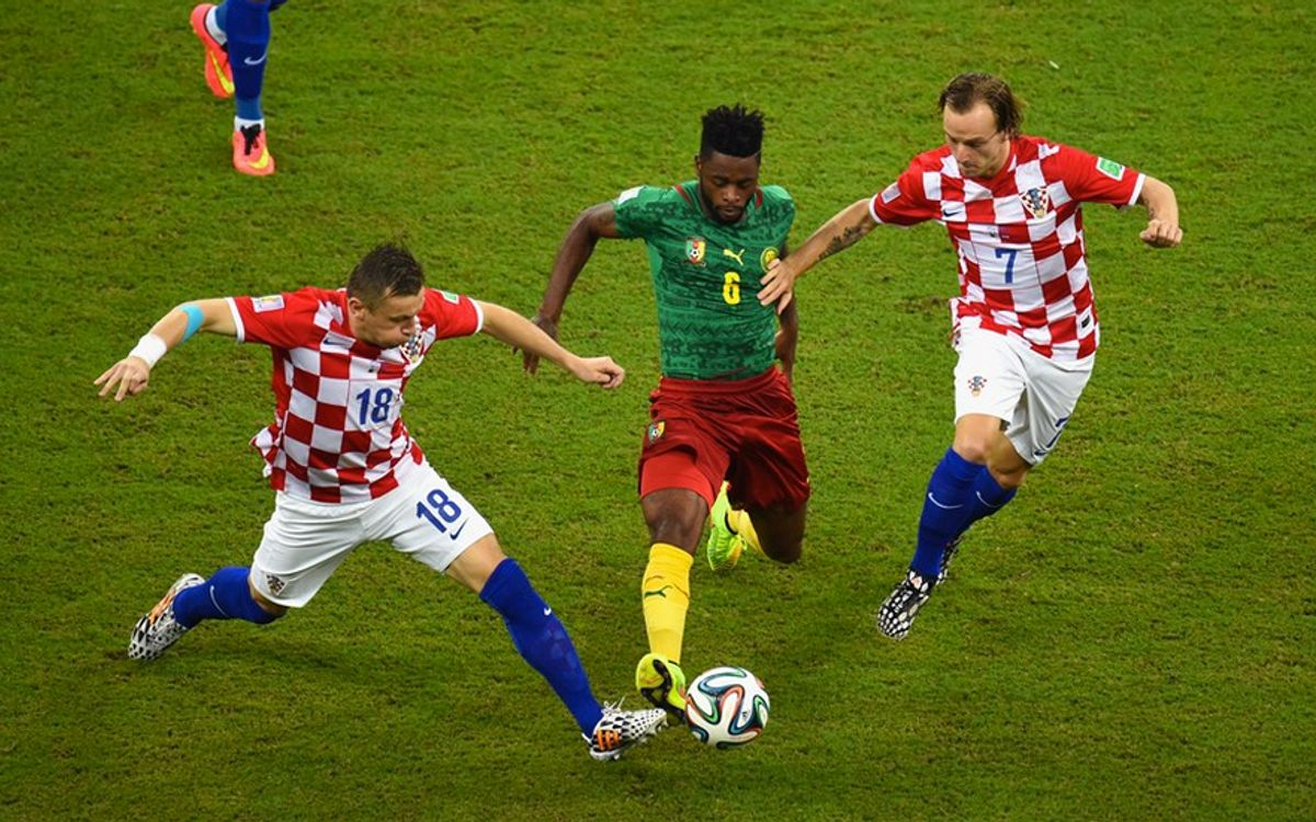 Croatia still alive; Cameroon eliminated (0-4)