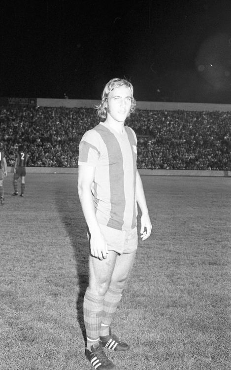 40 years since Johan Neeskens' debut for FC Barcelona