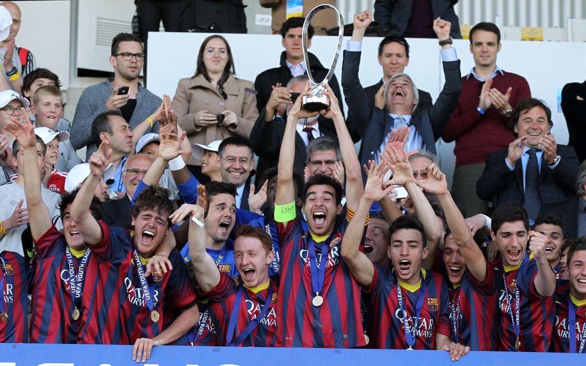 Torna el Campió d'Europa Juvenil