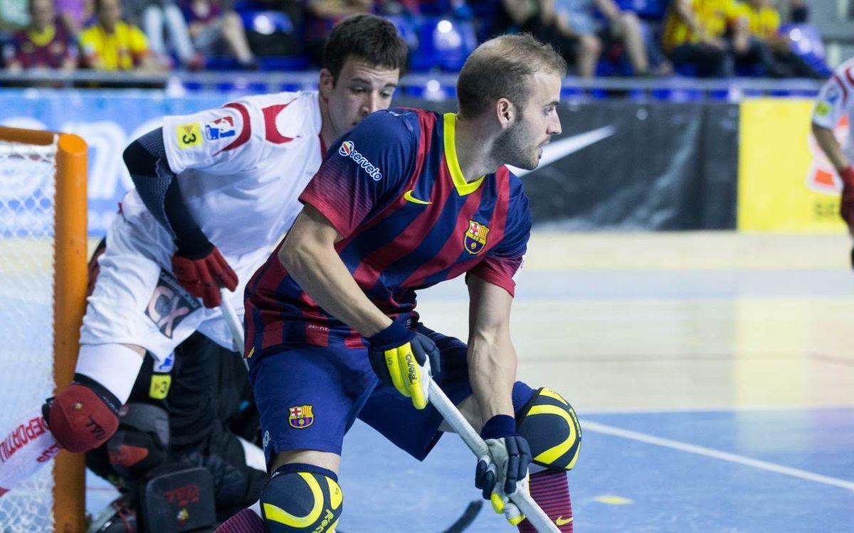 FC Barcelona – Reus Deportiu: Duel de clàssics al Palau