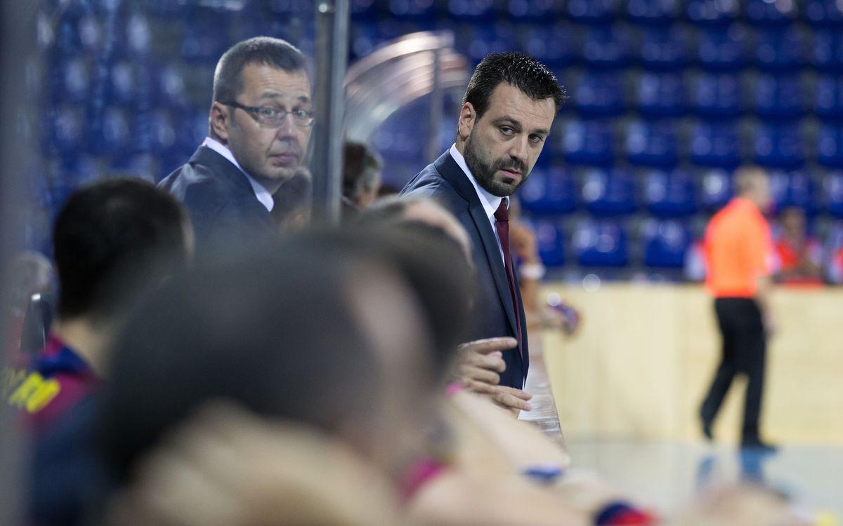 """Ricard Muñoz: """"L'Alcoi és un equip dinàmic, amb recursos i imprevisible"""""""