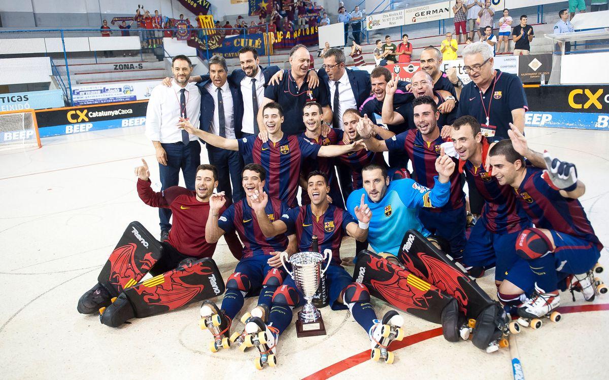 Liceo – FC Barcelona: Gol d'or que val una Supercopa (4-5)