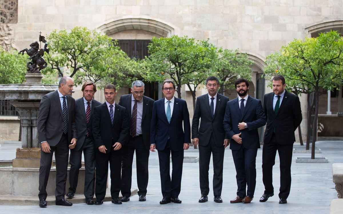 Presentada la Supercopa Catalana