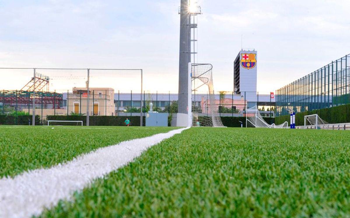 Liga de socios en la Ciutat Esportiva