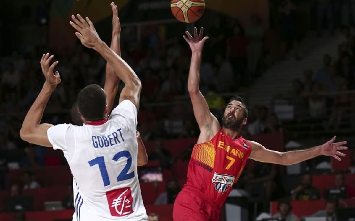 France put Spain out of World Cup (65-52)