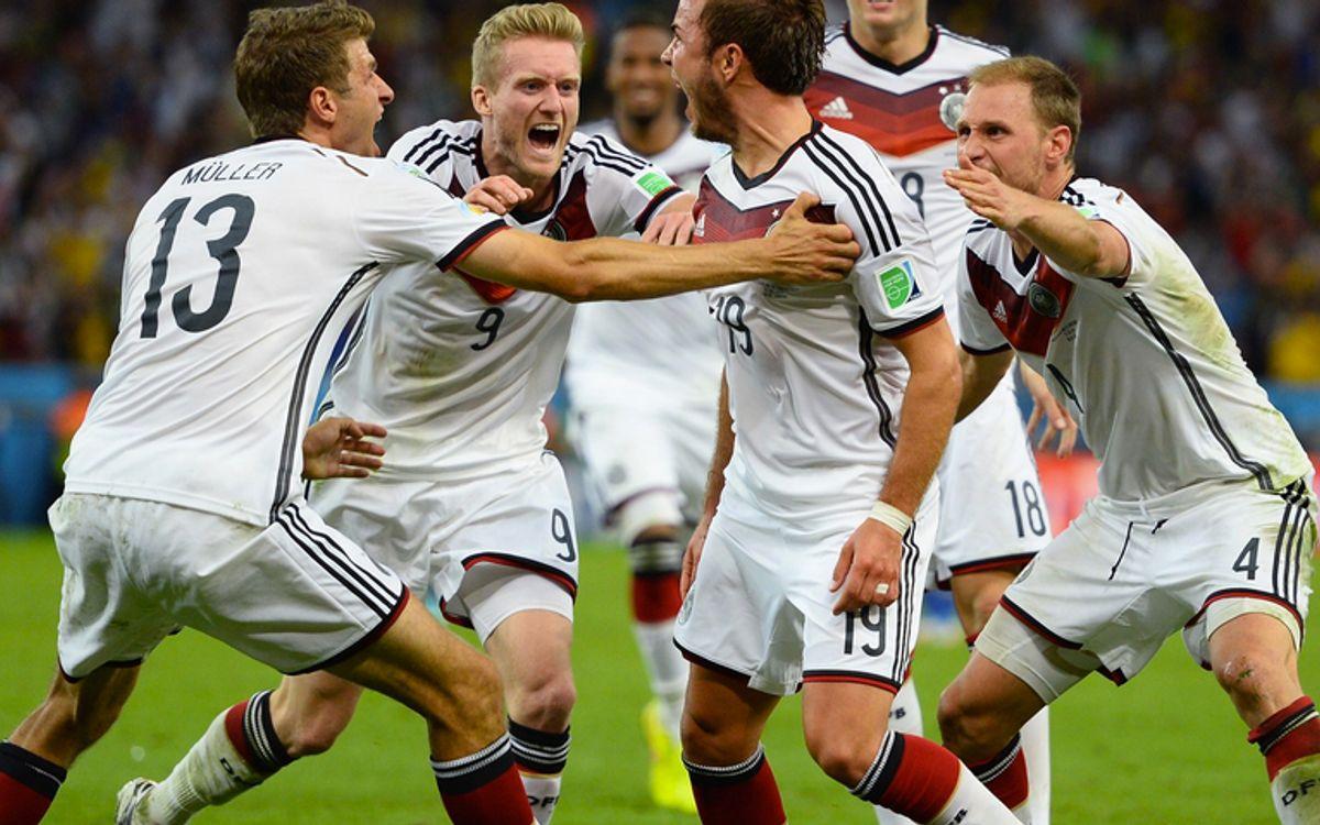 Et au final, l'Allemagne (1-0 ap)