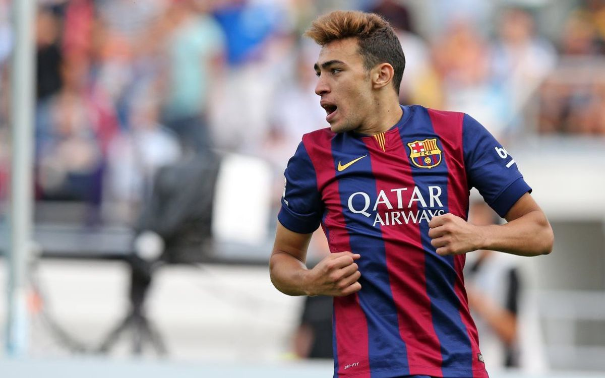 Munir El Haddadi ready for full Spain debut