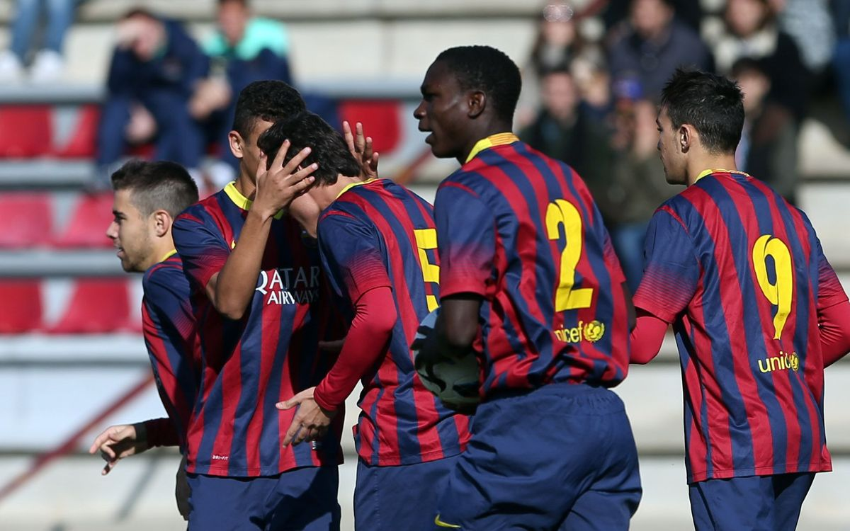 En directe, el Juvenil A - Sevilla