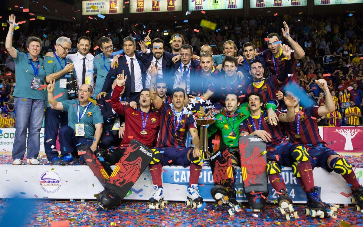 Bassano, Benfica i Quevert, rivals del Barça a la Lliga Europea