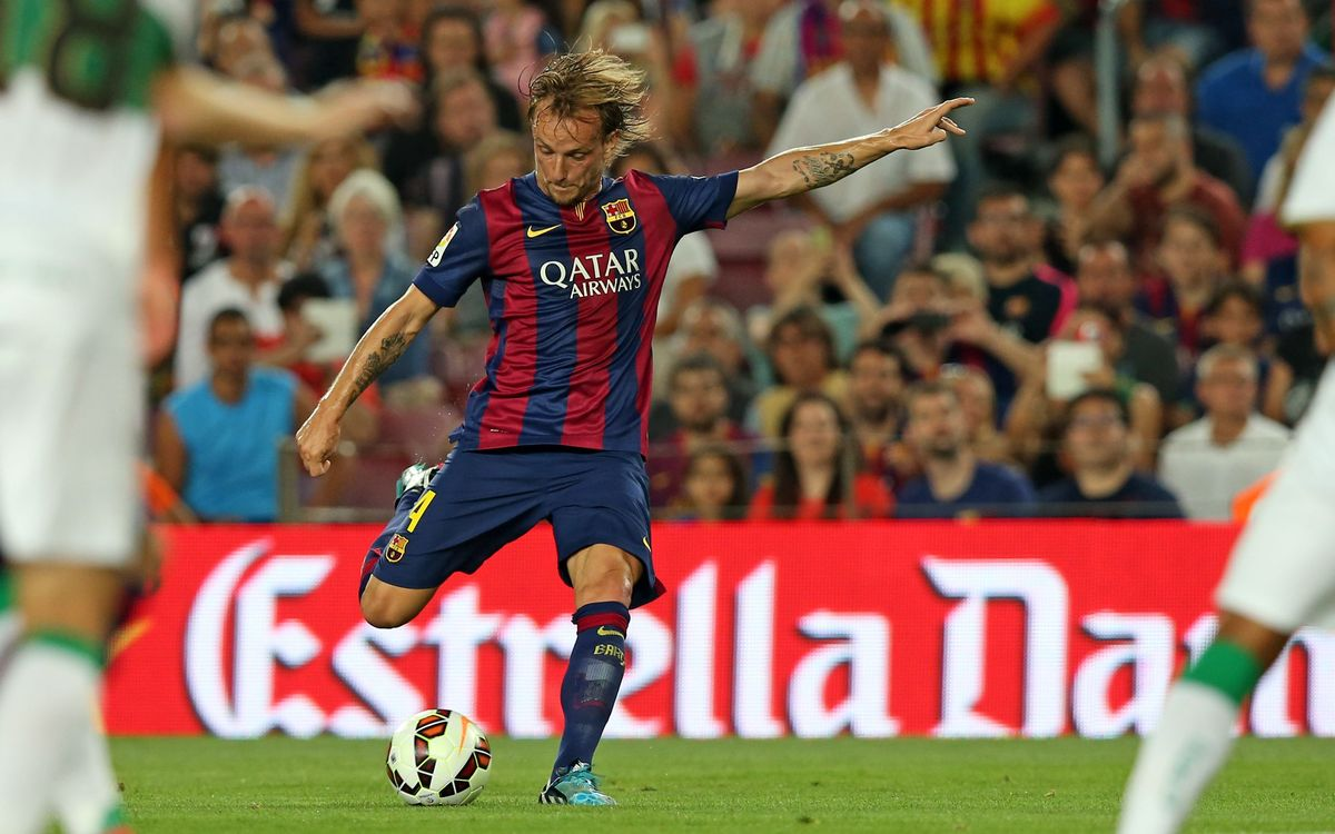 "Ivan Rakitic: ""Luis Enrique has very clear ideas"""