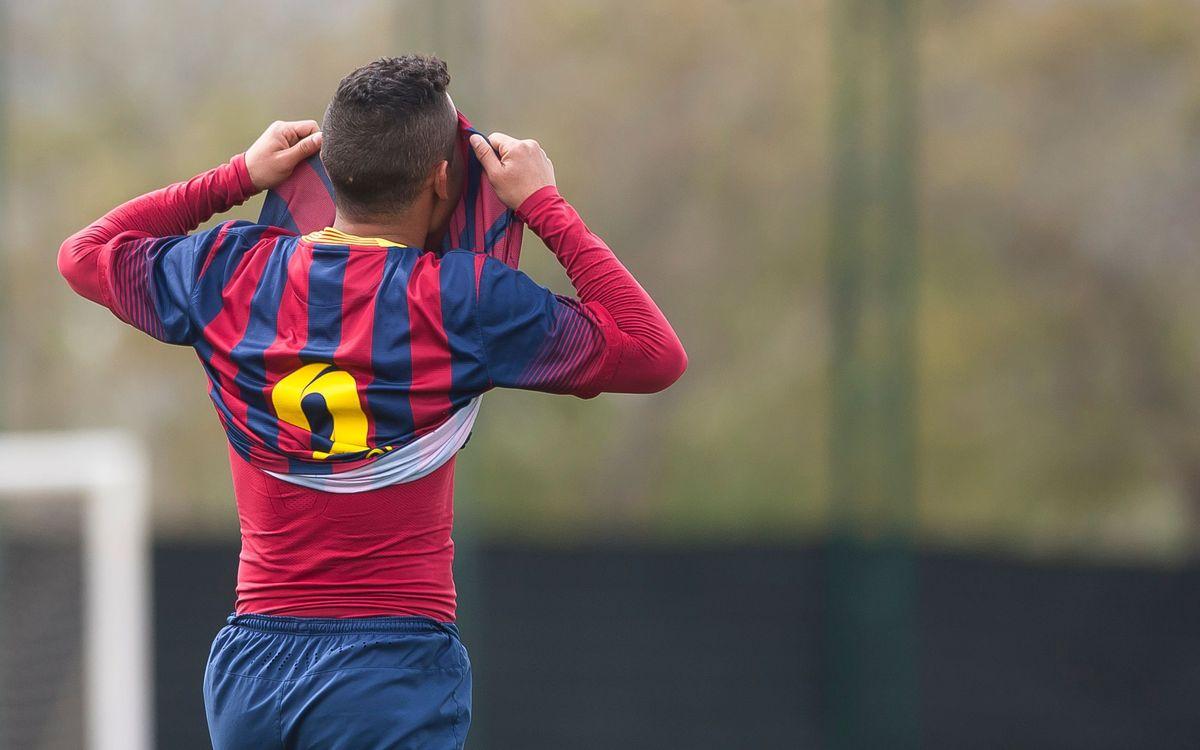 Danok Bat – Juvenil A: Tocarà remuntar (1-0)