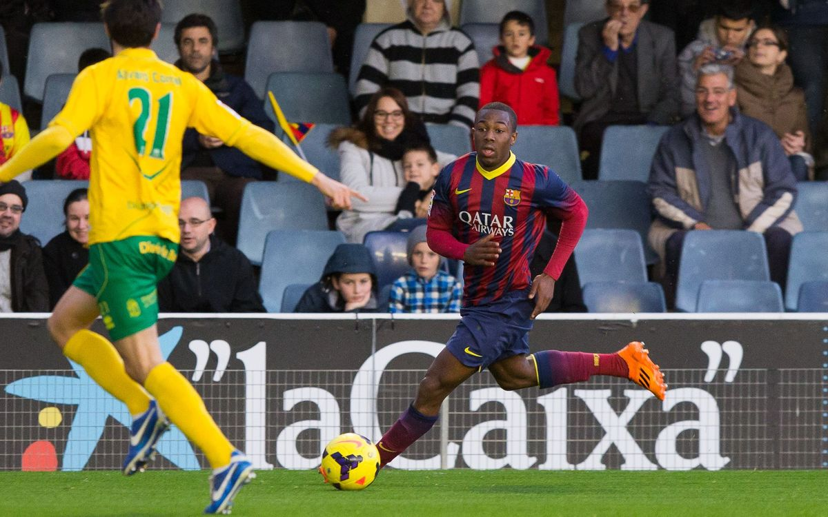 Adama, en el once ideal de la temporada de Segunda División