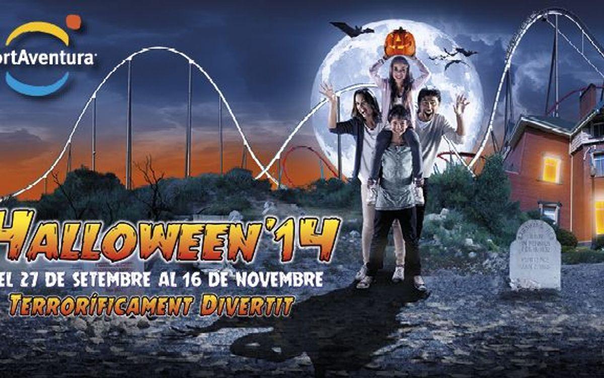 2x1 PortAventura Halloween. Terroríficament divertit