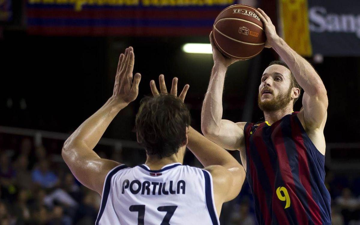 Guipúscoa Basket – FC Barcelona: Toca mantenir la bona línia a Sant Sebastià