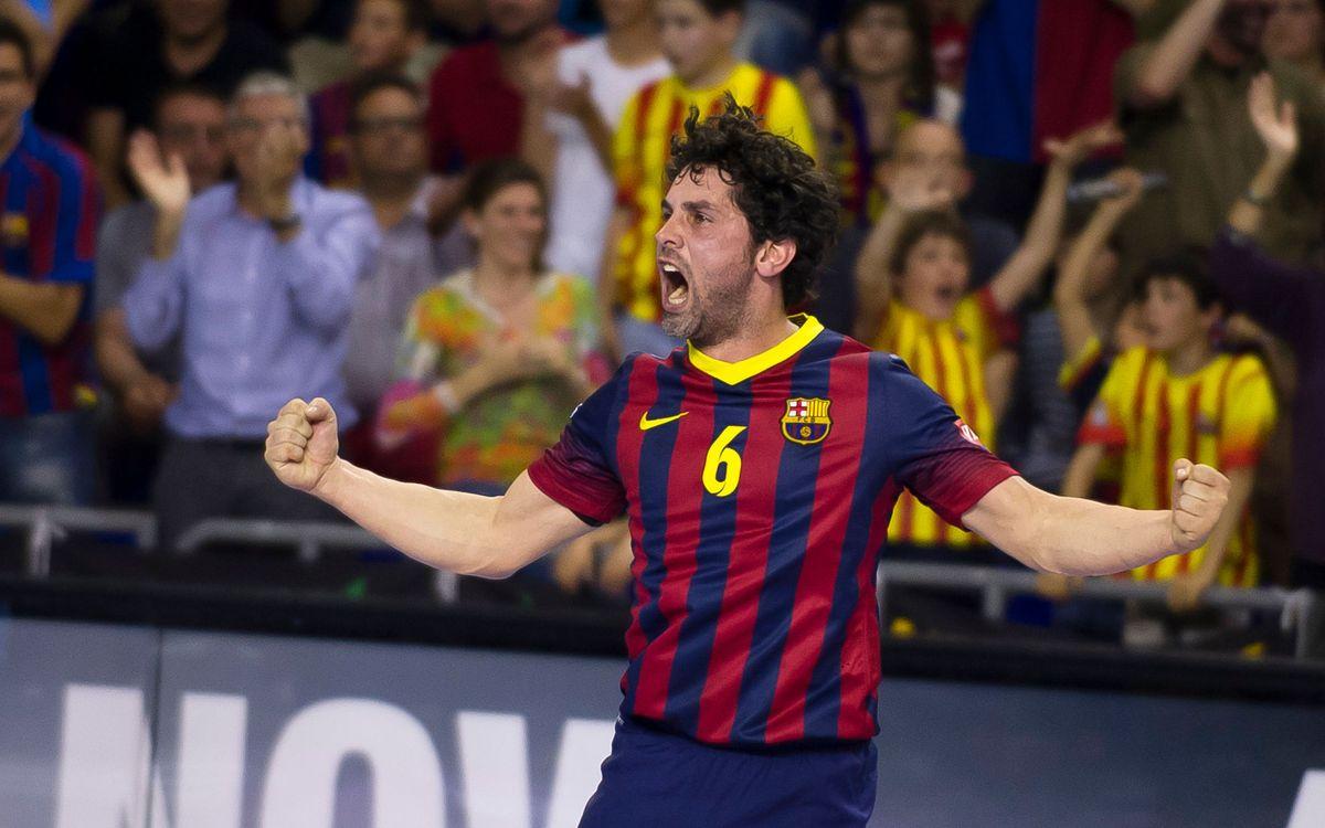 Razones para venir a ver el Barça de balonmano el sábado
