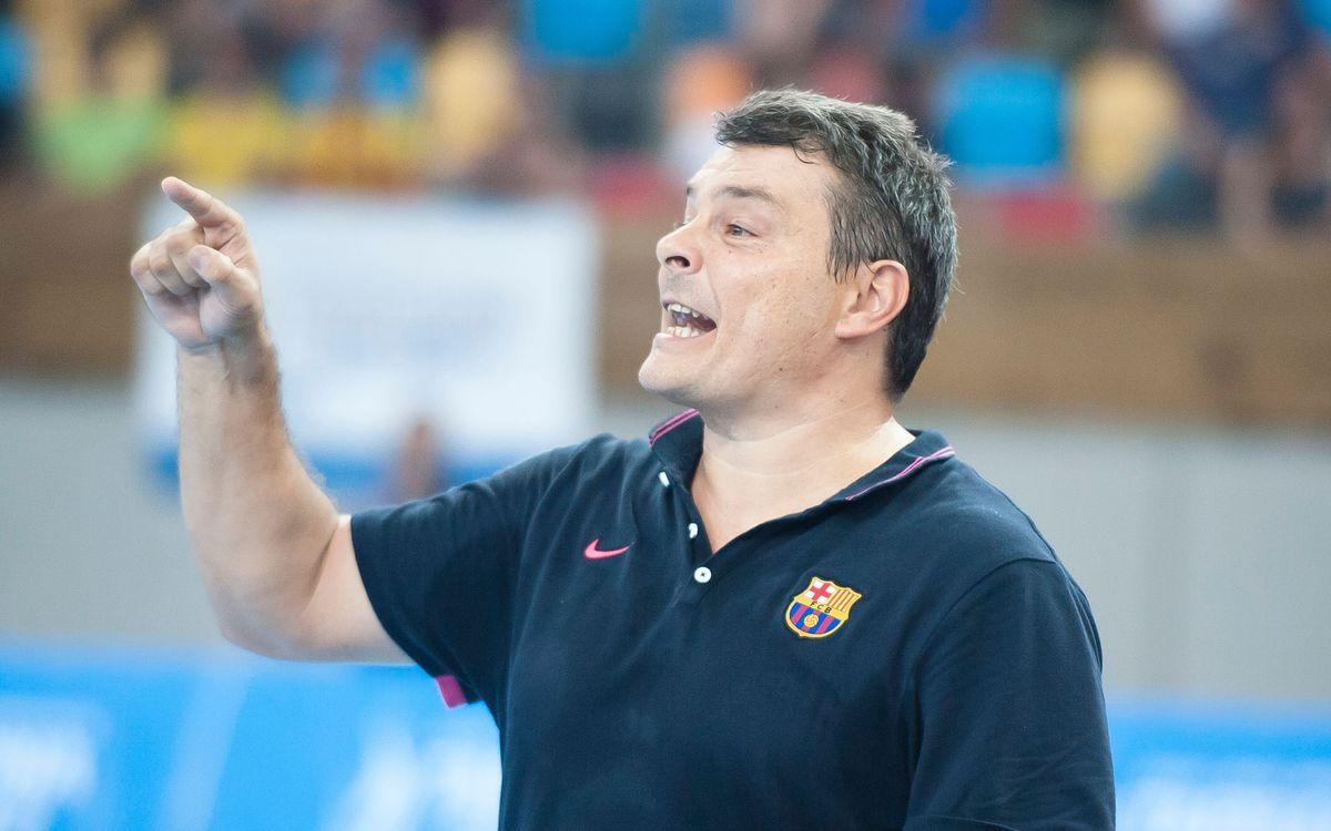 """Pascual: """"El Cangas és un equip amb totes les paraules"""""""
