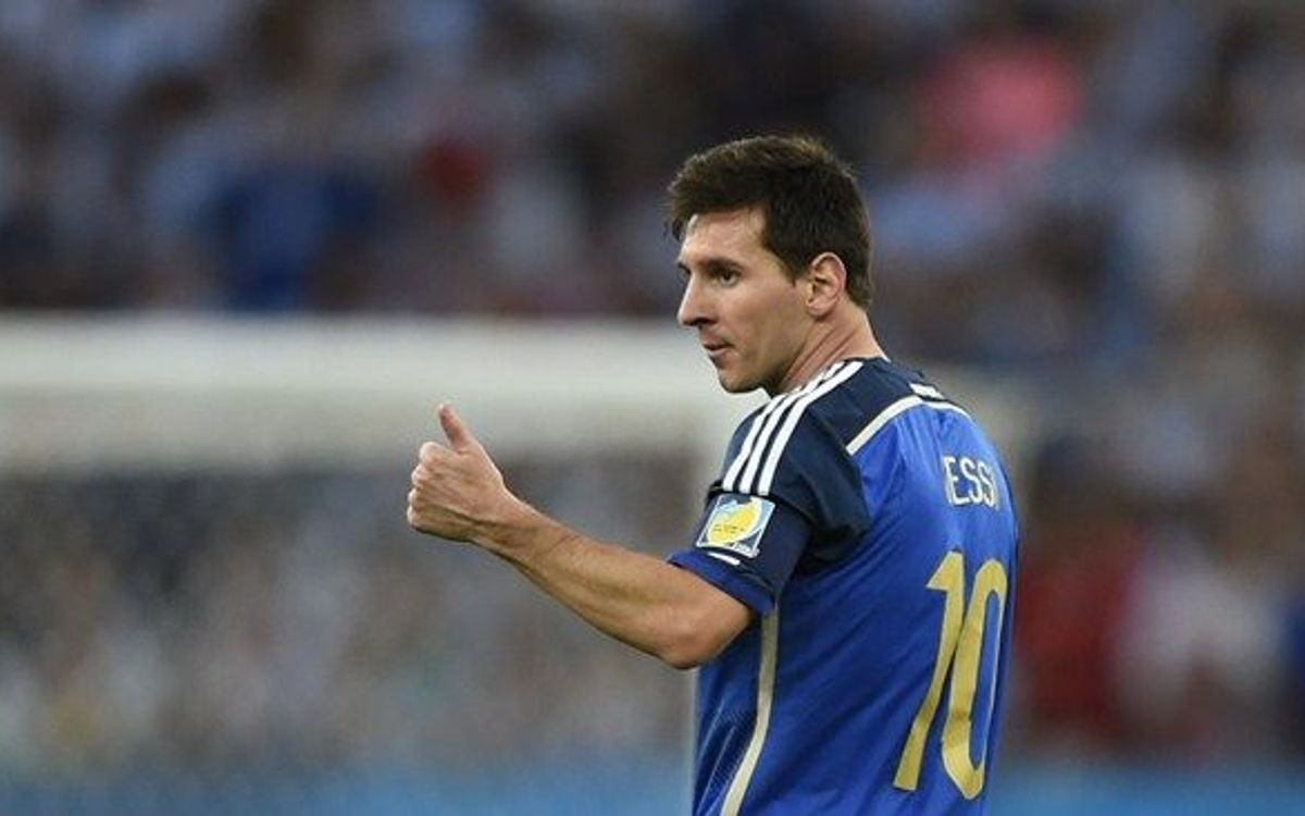 Messi and Mascherano named for two Argentina friendlies