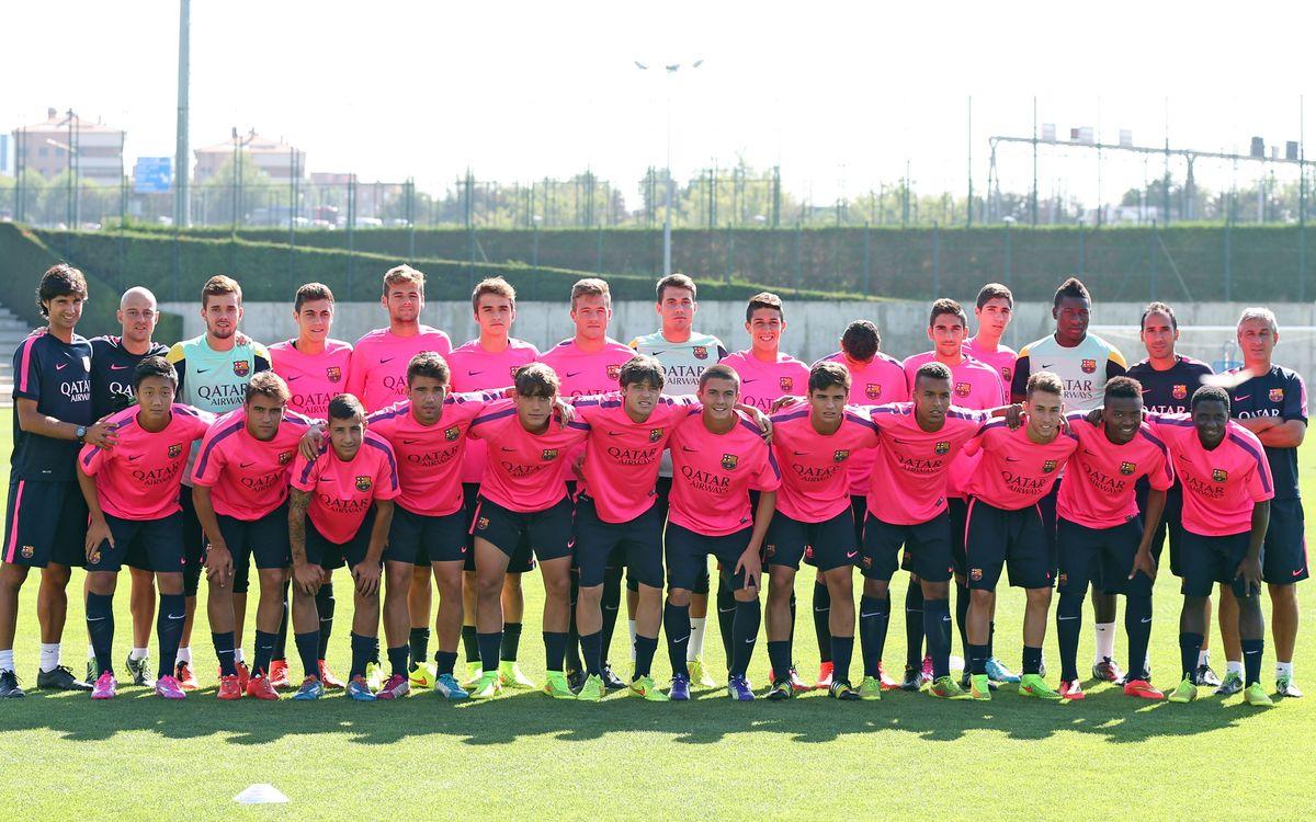 FC Barcelona begin title defence