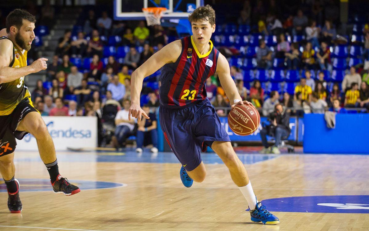 Mario Hezonja, al Mundial de baloncesto