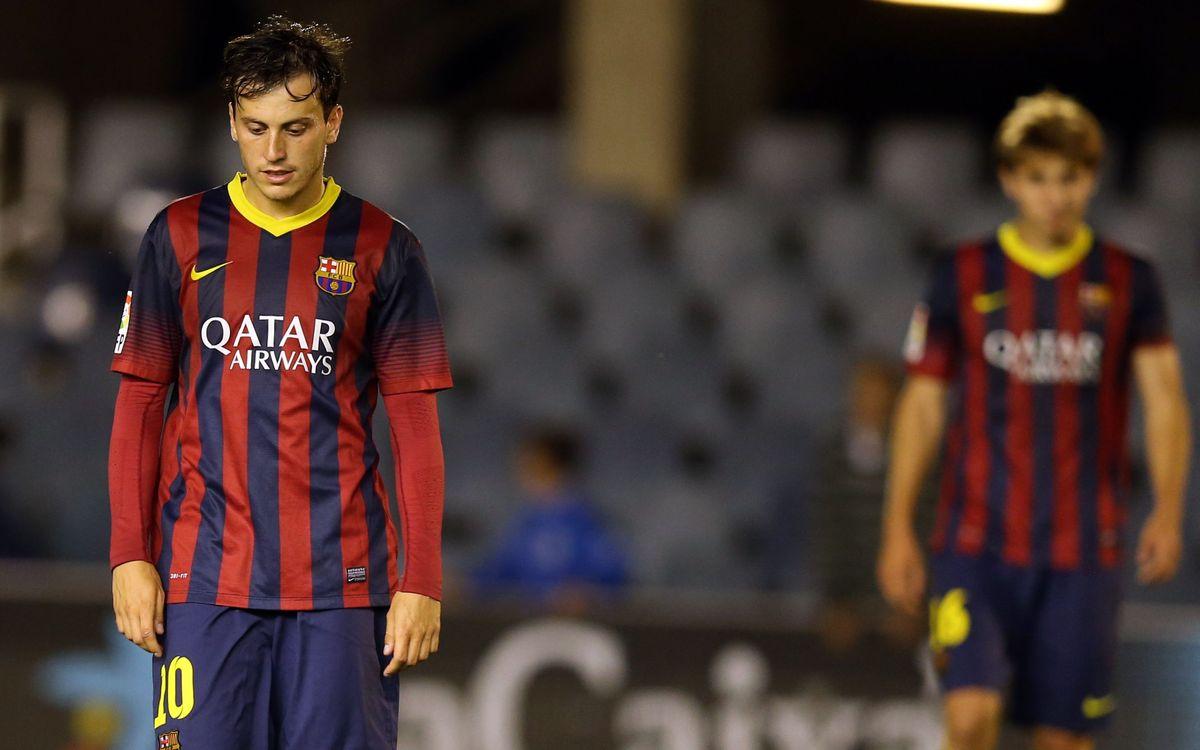 Barça B – Còrdova: Fi a la ratxa (0-1)