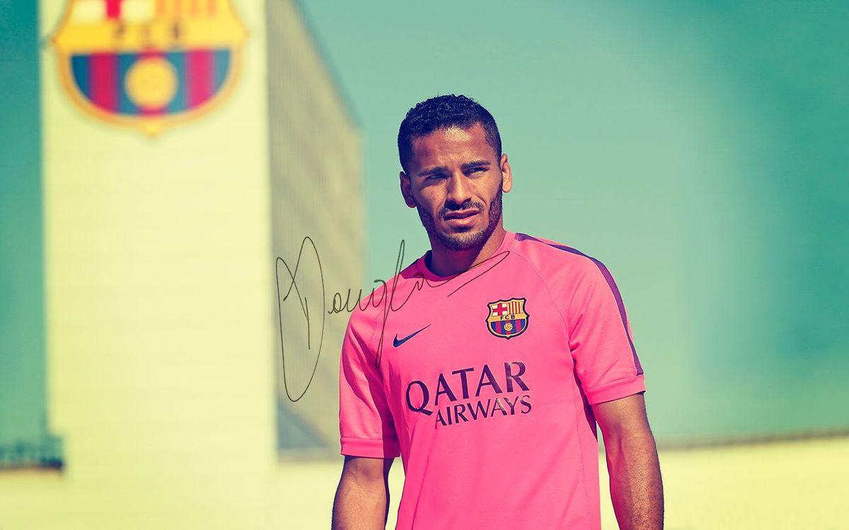 Douglas, adjusting to Barcelona