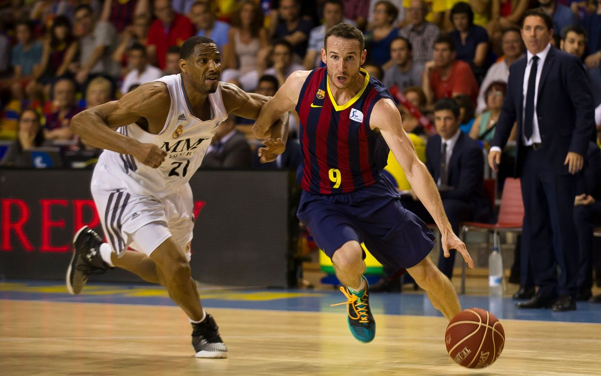 FC Barcelona - Real Madrid: One win away from the title! (94-79)