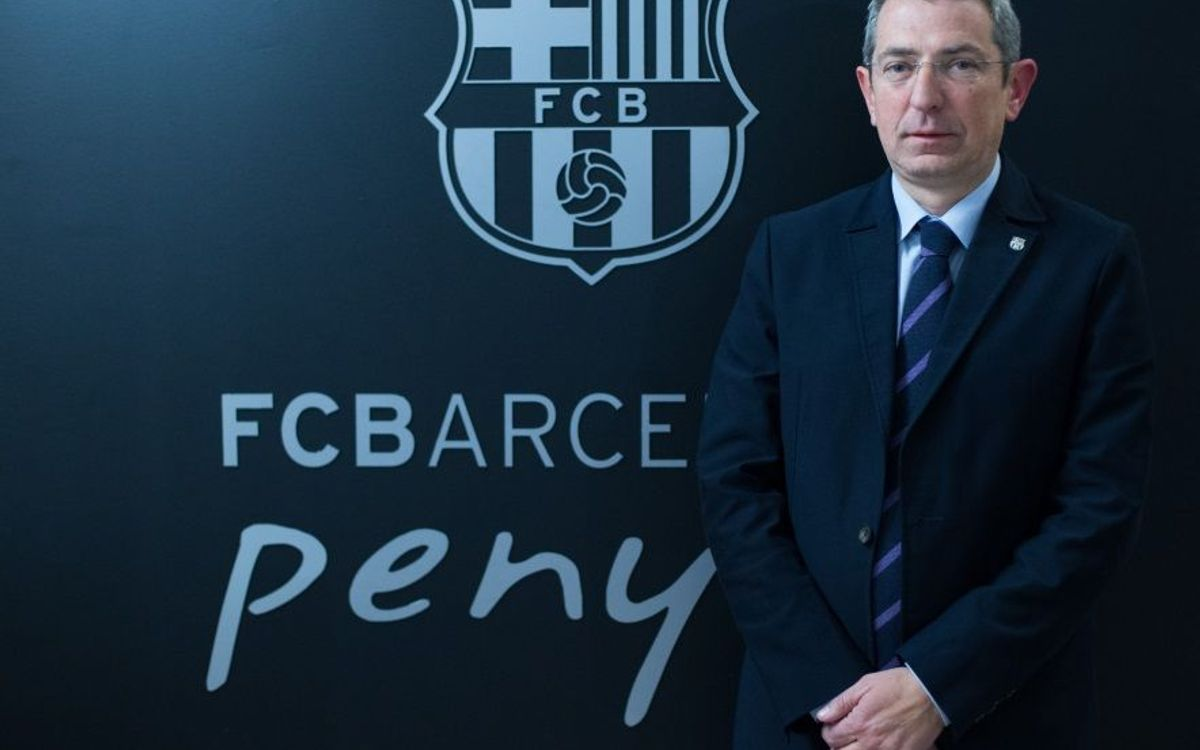 Pau Vilanova, new Director of the Social Area